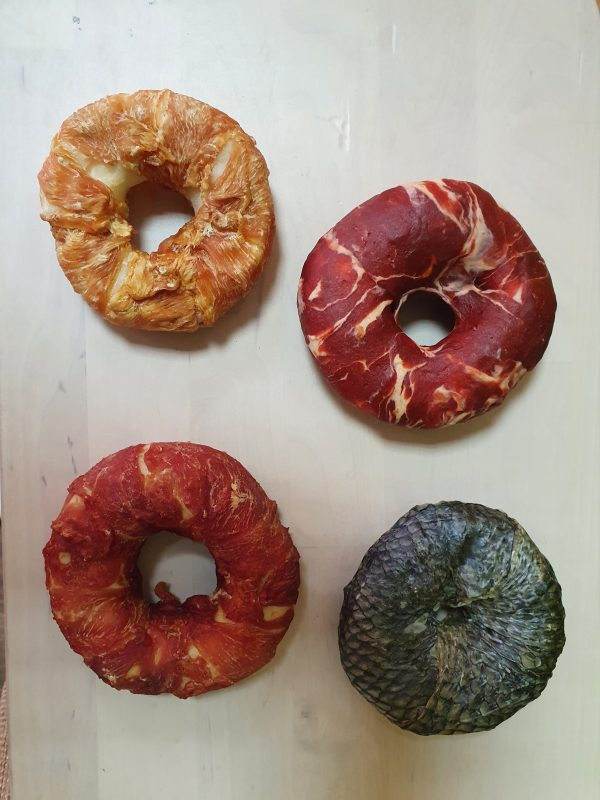 gran variedad de donuts!!